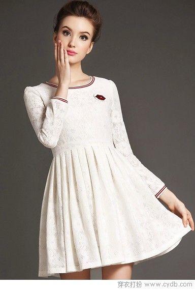 自信限量版裙子炫美艳